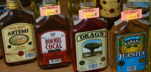Lokale Artemisiske drikker