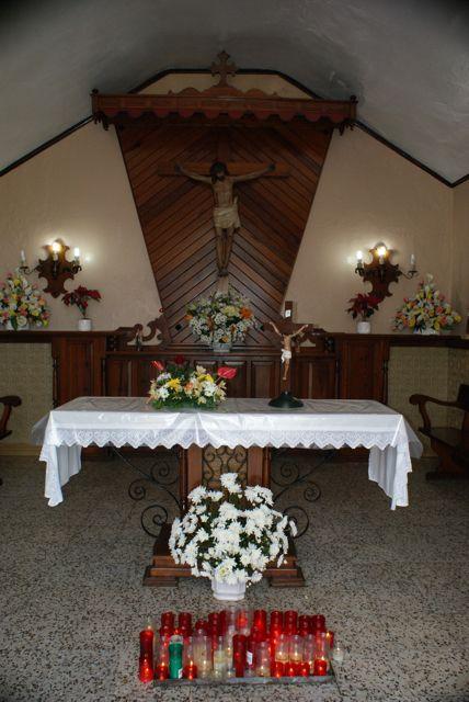 Åpent kapell