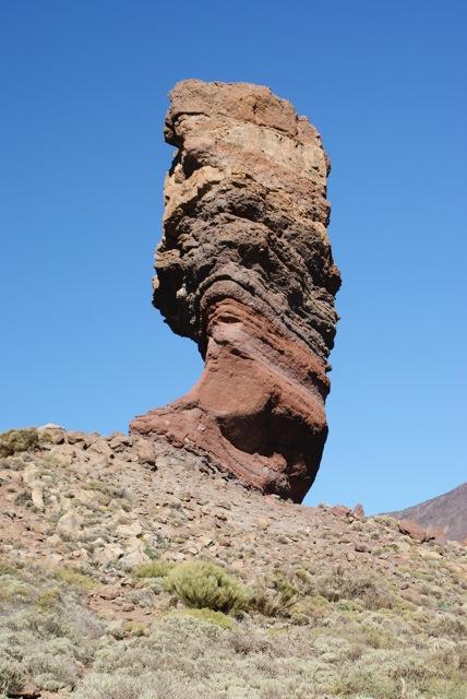 Et av verdens mest kjente klipper